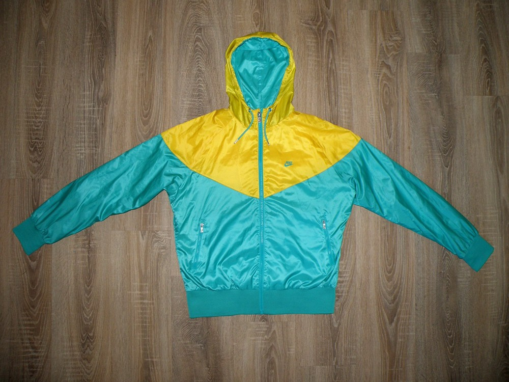 Ветровка nike windrunner jacket фото №1