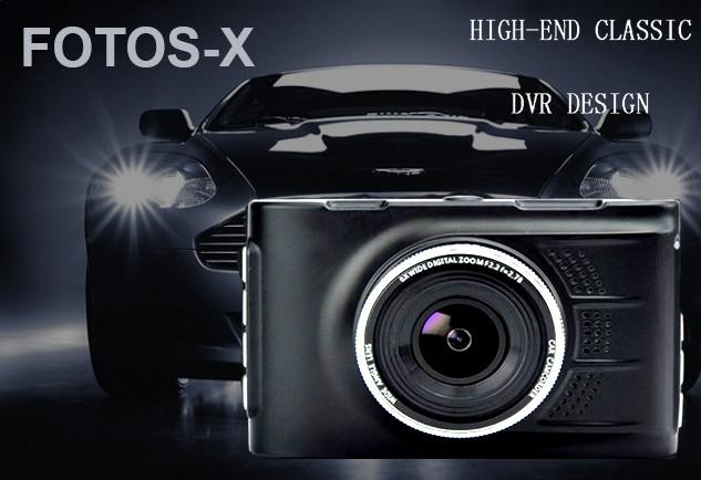 Видеорегистратор fotos-x 12мп (супер подарок) фото №1