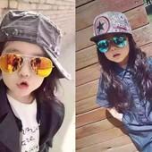 детские солнцезащитные очки унисекс