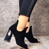Ботинки-туфли!Все размеры в наличии!Новинки!л3513