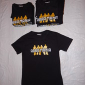 S, пог 48, Новая классная футболка Abbamania
