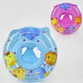 Надувной круг F 21571 2 цвета, 36см