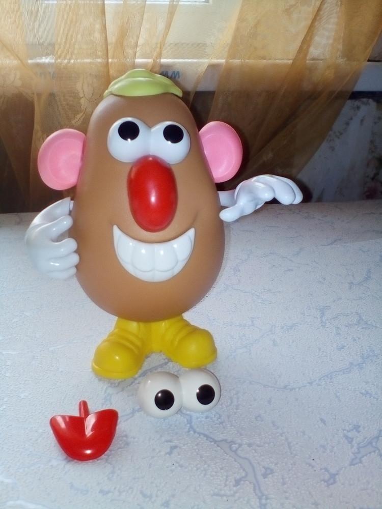 Мистер картошка playskool фото №1