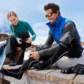Горнолыжные, сноубордические гольфы Tchibo, Германия - профессиональная спортивная термоодежда