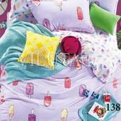 Постельное белье для малышей, сатин-твил - 10 расцветок