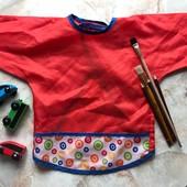 Защитный фартук для рукоделия от Икеа Ikea на возраст примерно до 3 лет