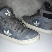 Высокое кроссовки Adidas.