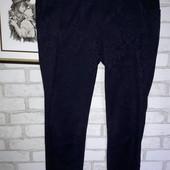 Текстурные брюки р16 George