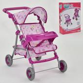 Lovely Baby FL 8187 коляска для кукол кукольная колясочка прогулка