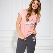 Отличная женская футболка М 40-42 евро Esmara Германия