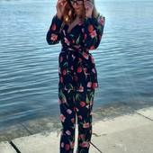 Костюм пижамного стиля для мамы и дочки Family Look Фемили Лук