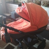 Дитяча коляска 2 в 1