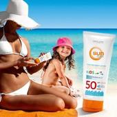 Детский солнцезащитный лосьон Sun Zone с высокой степенью защиты SPF 50