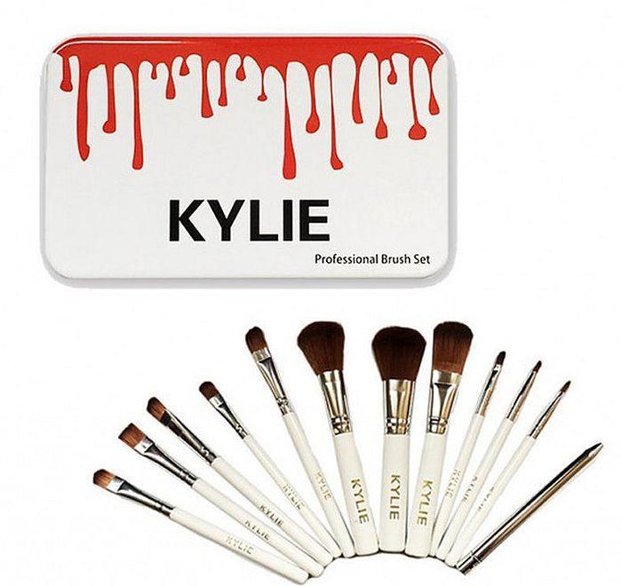 Набор кистей kylie professional brush set фото №1