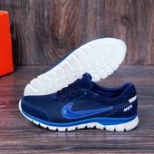 Летние кроссовки Nike, 3 цвета, сетка натур замша