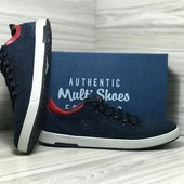 Распродажа!!! Кеды мужские с перфорацией Multi-Shoes