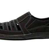 Мужские летние туфли 40-45 Размеров (СГ-13)