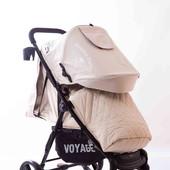 Детская коляска Quattro Porte QP-234