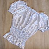 Распродажа! Детская блузка р.146