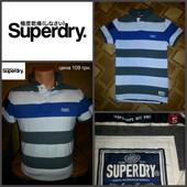Футболка Superdry, оригинал, Япония, р.S