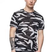 Мужские футболки для современных мужчин от Национального производителя.