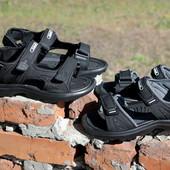 Мужские сандалии босоножки удобные , легкие и ноские. 2 модели Крепкие
