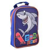 Рюкзак детский Yes Акула, размер 24*17*6 см