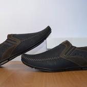 Belvis кожаные летние мокасины