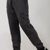 Мужские спортивные штаны на манжете Адам.