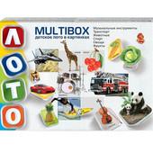 Лото Детское Multibox