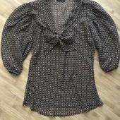 Шифоновая блуза orsay s-m Orsay