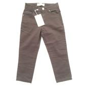 Котоновые брюки на мальчика 3-4 года