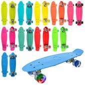 Скейт всі кольори ! Колеса світяться