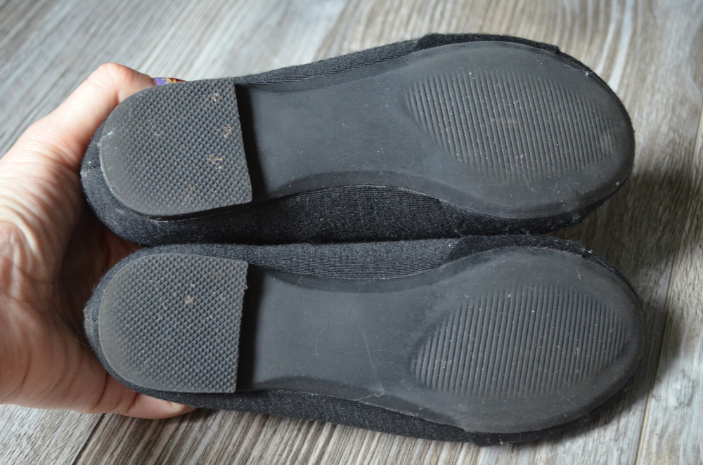 Балетки туфли с бантиками george (29) фото №4