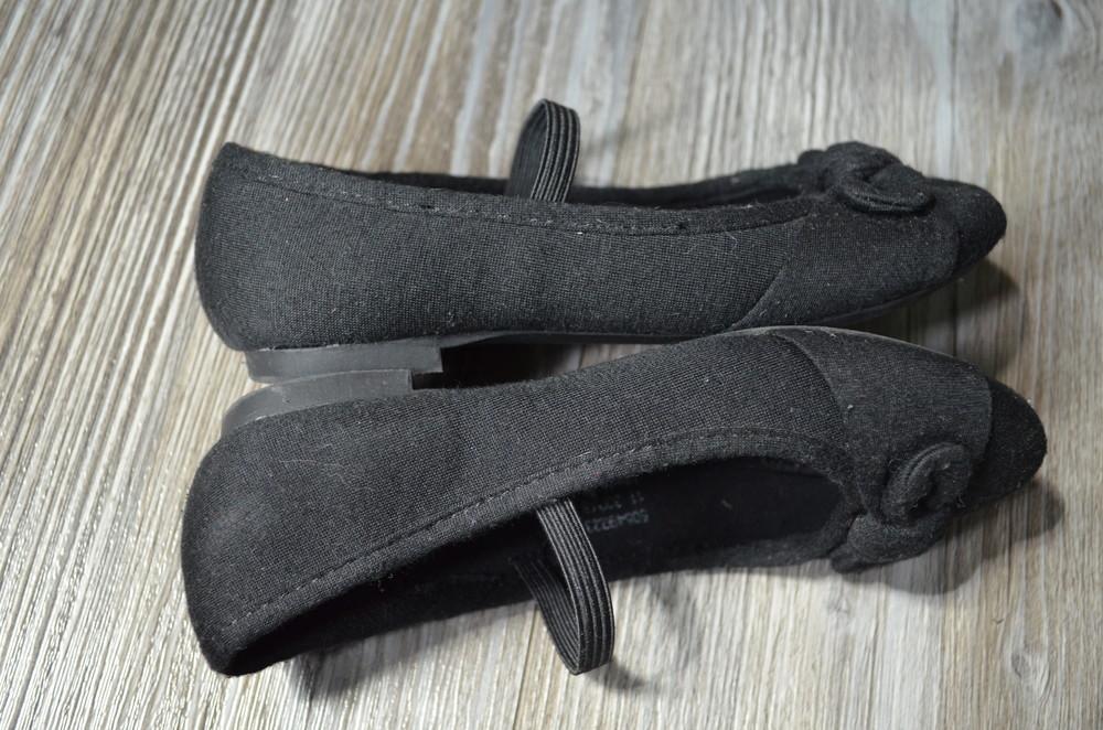Балетки туфли с бантиками george (29) фото №6