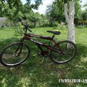 Rapid гірський велосипед