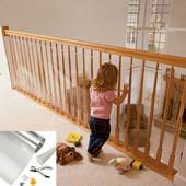Безопасность для балюстрады,силиконовая пленка, 250x60 см