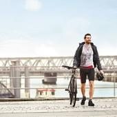 Мужские функциональные вело футболки,модели разные! Crivit Германия