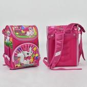 Рюкзак школьный N 00154 2 кармана, спинка ортопедическая