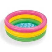 Детский надувной бассейн Intex 57107 «Радуга» (61*22 см)