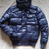 Мужская зимняя куртка S состояние новой