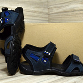 Мужские Сандалии Ecco Sandals кожа черные и коричневые