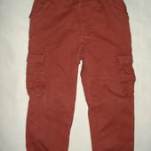 брюки на 3-4 года,на подкладке
