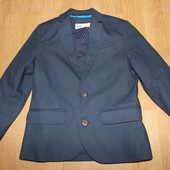 Супер стильний жакет , котоновый пиджак h&m