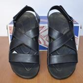 Мужские кожаные сандалии 40-45р .