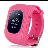 Смарт годинник дитячий рожевий
