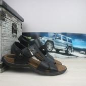 Мужские кожанные сандалии StepWey