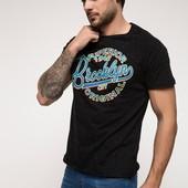 2-14 Мужская футболка DeFacto одежда Турция чоловіча футболка майка мужская одежда