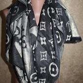 Louis Vuitton шарф Оригинал. Новый с бирками  длина - 180 см., ширина - 70,5 см.