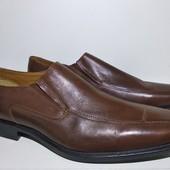 Туфли мужские кожаные Borelli (Германия) размер 44